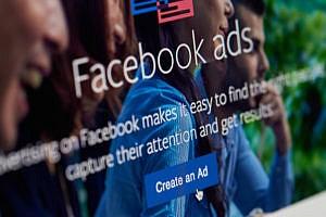 Facebook Ads on desktop