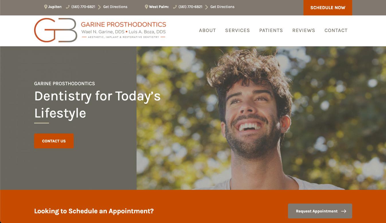 Garine Prosthodontics